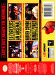 N64 - Ready 2 Rumble Boxing (back)