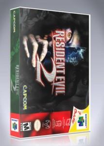 N64 - Resident Evil 2