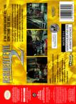 N64 - Resident Evil 2 (back)