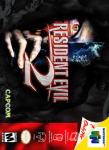 N64 - Resident Evil 2 (front)