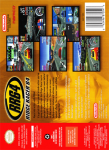 N64 - Ridge Racer 64 (back)