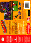 N64 - Rocket: Robot on Wheels (back)