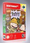 N64 - Rugrats: Scavenger Hunt