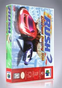 N64 - Rush 2 Extreme Racing USA