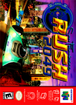 N64 - San Francisco Rush 2049 (front)
