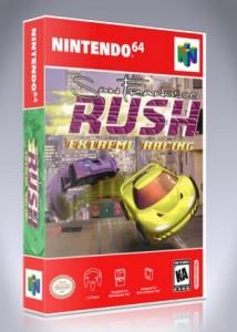 N64 - San Francisco Rush: Extreme Racing