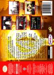 N64 - Shadowgate 64 (back)
