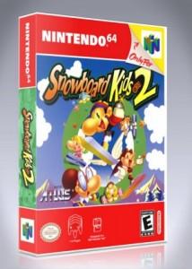 N64 - Snowboard Kids 2