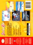 N64 - Snowboard Kids (back)