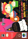 N64 - South Park: Chef's Luv Shack (front)