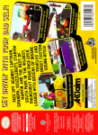 N64 - South Park Rally (back)