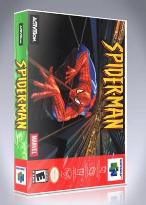 N64 - Spider-Man