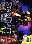 N64 - StarCraft 64 (front)