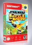 N64 - Star Wars Episode 1: Battle for Naboo