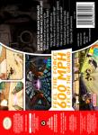 N64 - Star Wars: Episode 1 Racer (back)