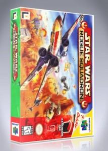 N64 - Star Wars: Rogue Squadron