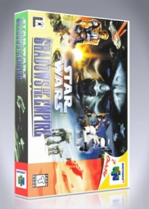 N64 - Star Wars: Shadows of the Empire
