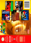N64 - Super Mario 64 (back)