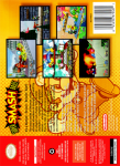 N64 - Super Smash Bros. (back)