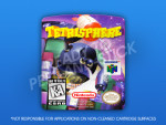 N64 - Tetrisphere Label