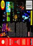 N64 - The Legend of Zelda: Majora's Mask (back)