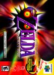 N64 - The Legend of Zelda: Majora's Mask (front)