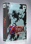 N64 - Legend of Zelda, The: Ocarina of Time - JPN