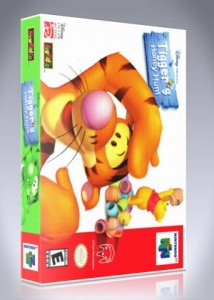 N64 - Tigger's Honey Hunt