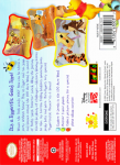 N64 - Tigger's Honey Hunt (back)