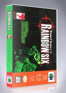 N64 - Tom Clancy's Rainbow Six