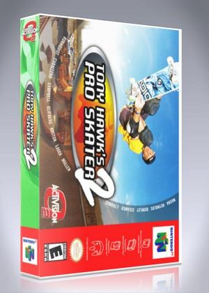N64 - Tony Hawk's Pro Skater 2