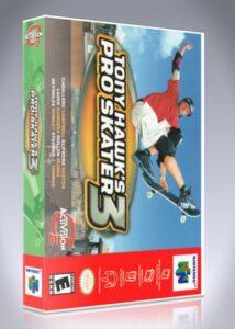 N64 - Tony Hawk's Pro Skater 3