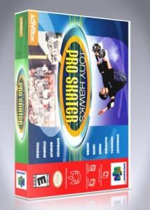 N64 - Tony Hawk's Pro Skater
