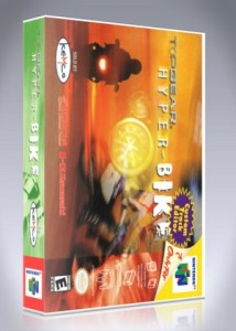 N64 - Top Gear Hyper-Bike