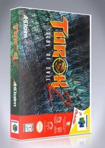 N64 - Turok 2: Seeds of Evil
