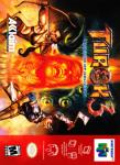 N64 - Turok 3: Shadow of Oblivion (front)