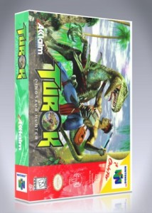 N64 - Turok: Dinosaur Hunter