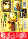 N64 - Turok: Dinosaur Hunter (back)