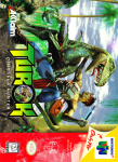 N64 - Turok: Dinosaur Hunter (front)