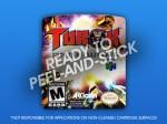 N64 - Turok Rage Wars Label