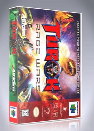 N64 - Turok: Rage Wars