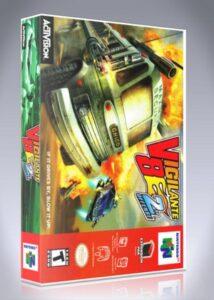 N64 - Vigilante 8: 2nd Offense