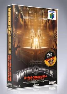 N64 - Virtual Pro Wrestling 64 - JPN