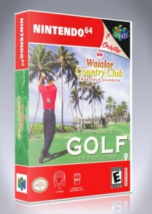 N64 - Waialae Country Club True Golf Classics