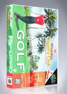 N64 - Waialae Country Club: True Golf Classics
