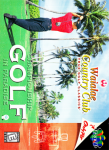 N64 - Waialae Country Club: True Golf Classics (front)