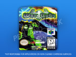 N64 - War Gods Label
