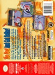 N64 - Wayne Gretzky's 3D Hockey 98 (back)