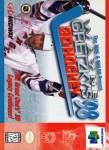 N64 - Wayne Gretzky's 3D Hockey 98 (front)