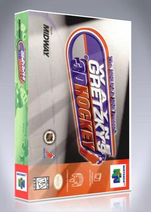 N64 - Wayne Gretzky's 3D Hockey
